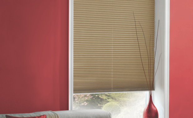 Pleated Blinds | CoolGlass Glazing Enhancements