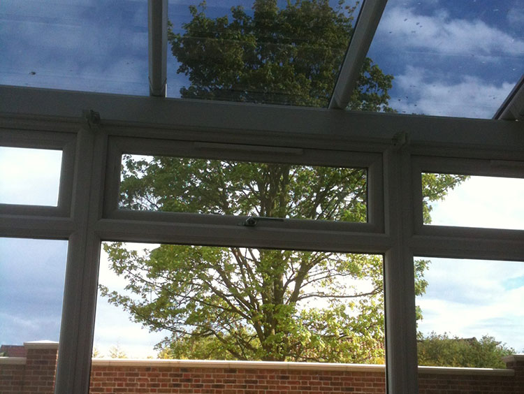 Unusable Conservatories