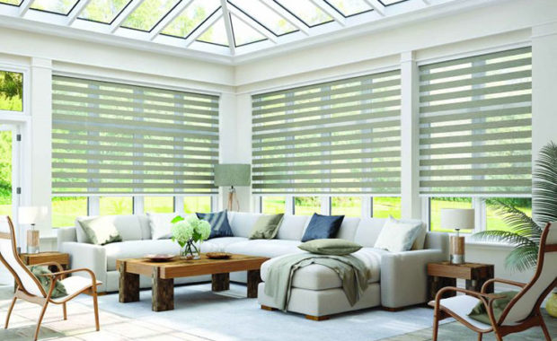 Vision/Duo Blinds | CoolGlass Glazing Enhancements