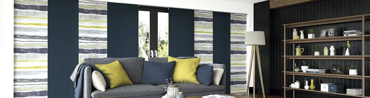 Perfect Fit Blinds - Panel Blinds | CoolGlass Glazing Enhancements