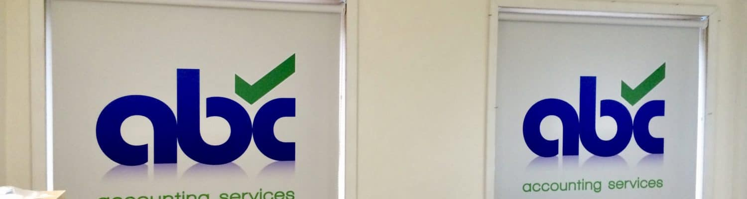Printed Blinds - Digital Logos Or Photos | CoolGlass Glazing Enhancements