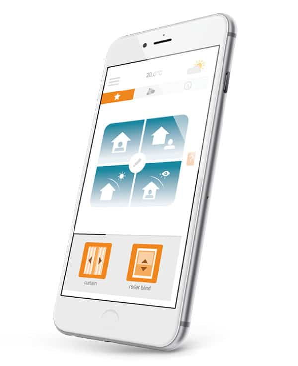 Somfy iPhone App
