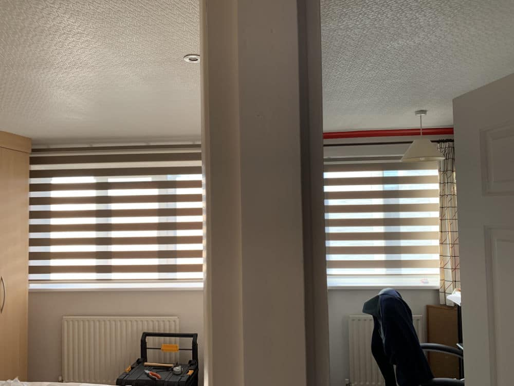 New Electric Blinds