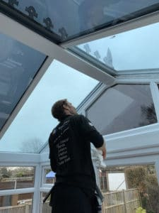 True Vue going on the conservatory roof