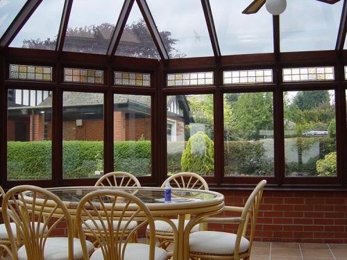 Conservatories Glass Roof