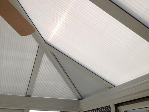 Conservatories Polycarbonate Roof